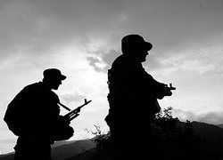 Две тысячи добровольцев из Северной Осетии направятся в Цхинвали