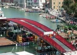 """Стоимость строящегося моста в Венеции \""""вышла из-под контроля\"""""""
