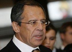 Грузино-осетинский конфликт: министр Сергей Лавров перенервничал