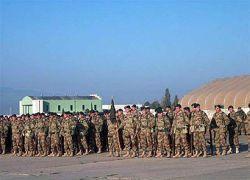 Михаил Саакашвили отзывает войска из Ирака