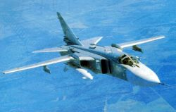 Российская авиация продолжает бомбить Грузию