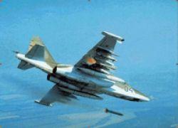 Грузия завляет о шести сбитых российских самолетах