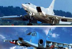 Генштаб РФ признал потерю двух самолетов в Южной Осетии