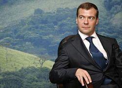 Война - испытание для Дмитрия Медведева