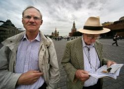 За что иностранцы любят Москву?