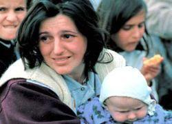 Россия приняла более 30 тысяч беженцев из Южной Осетии