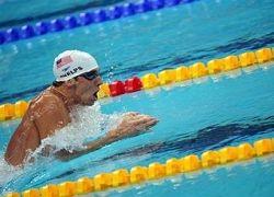 Майкл Фелпс установил олимпийский рекорд