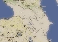 Почему на Google Maps нет карты Грузии?