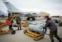 Российская авиация бомбит международный аэропорт в Тбилиси