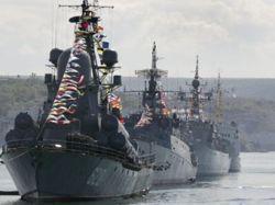 Грузия сообщила о кораблях ВМФ России в абхазском порту Очамчира