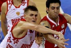 Баскетболисты России победно стартовали в Пекине