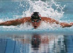 Американский спортсмен установил в Пекине мировой рекорд