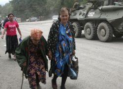 """Война в Осетии: \""""Конец времен пришел, дальше - только тьма...\"""""""