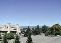 Грузия сообщила о бомбежке Зугдиди