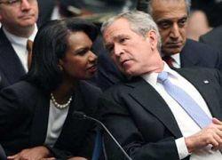 Джордж Буш изменяет жене с Кондолизой Райс?