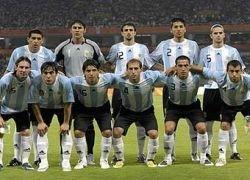 Аргентина и Бразилия вышли в 1/4 финала футбольного турнира Игр-2008