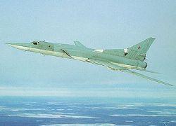 Российский Ту-22 был сбит украинской зенитной установкой?