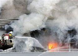 В результате взрыва газа в Канаде эвакуированы тысячи людей