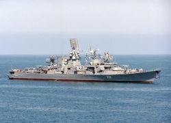 Корабли ЧФ зашли в Новороссийск