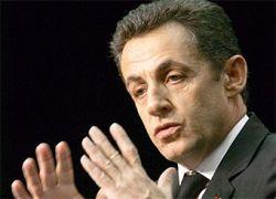Николя Саркози предложил план по Южной Осетии