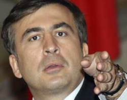 """Саакашвили призвал грузинский народ защитить \""""лучшее будущее\"""""""