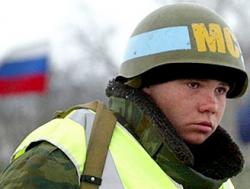 Российские войска начали продвигаться на территорию Грузии?