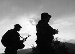 Неизвестные войска перешли границу Грузии