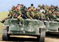 Война России против Грузии - репетиция войны против Украины?
