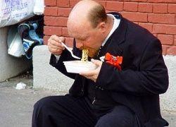 Повышение уровня благосостояния россиян никак не улучшило их питание