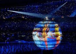 Церемония открытия Летних Олимпийских игр-2008 в Пекине