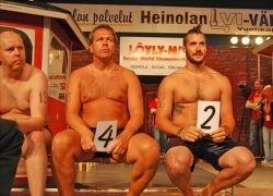 В Финляндии прошел чемпионат мира по сауне