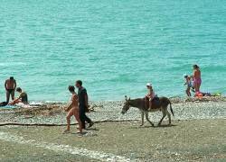 Война сорвала туристский сезон в Абхазии