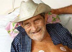Самый старый человек планеты открыл секреты своего долголетия