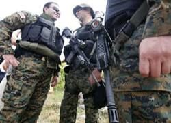 Грузинские военные отказались сложить оружие