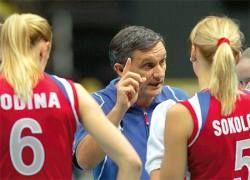 Женская сборная России по волейболу проиграла второй матч подряд