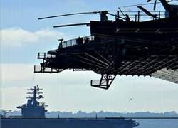 Армада ВМФ США завершает подготовку к морской блокаде Ирана