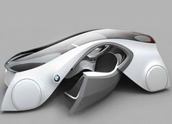 Концепт BMW ZX-6 для 2015 года