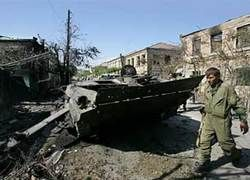 Хроника войны в Южной Осетии: день четвертый