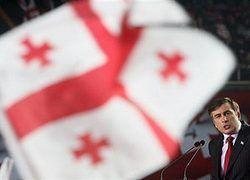 Саакашвили: конфликт в Осетии угрожает свободе Европы