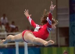 Как России получить медаль в спортивной гимнастике