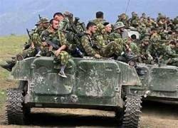 """В Южную Осетию переброшены чеченские батальоны \""""Восток\"""" и \""""Запад\"""""""