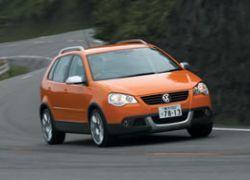 Volkswagen выводит на российский рынок автомобили Cross