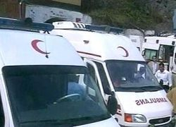 При взрыве в Турции погибли восемь военнослужащих