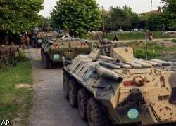 CNN: Российская армия заняла Гори