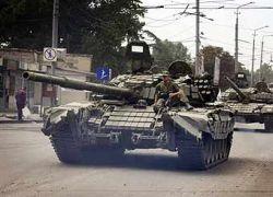 Грузия стягивает войска для защиты Тбилиси