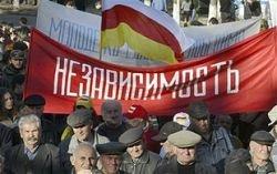 Абхазия и Южная Осетия состоялись как государства, а Чечня - нет?