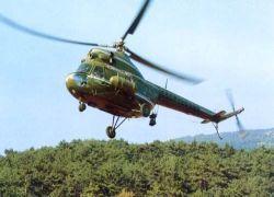 ВВС России уничтожили два грузинских вертолета