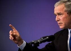 Буш перепутал Грузию и Россию