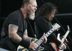Metallica обзавелась собственной спутниковой радиостанцией