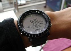 Новые часы серии Suunto Core - в помощь экстремалу